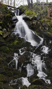 Am Leienbach Wasserfall