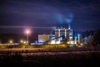 Blockheizkraftwerk am Siegerland Flugplatz