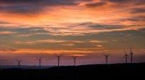 Windkraft oberhalb Schwedengraben